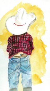 My Little Cowboy - Sold